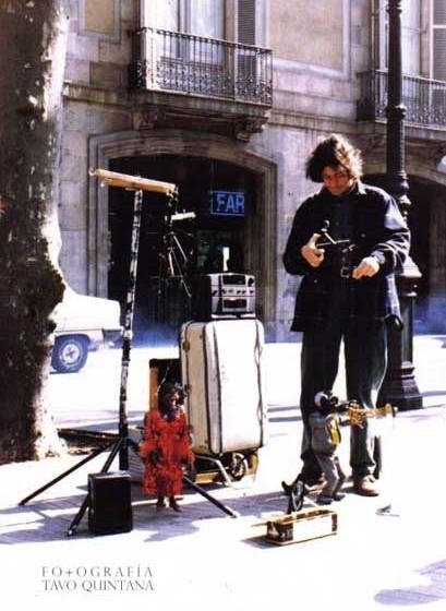 Artistas callejeros