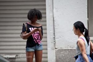 Fotografía de calle en New York