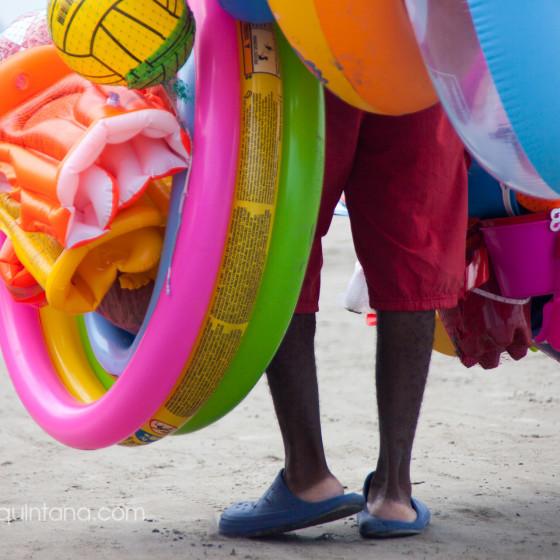 El rebusque en Cartagena